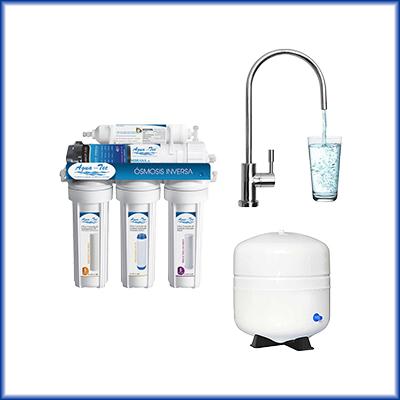 Purificador y filtro de agua osmosis inversa 50 gpd - Filtro de osmosis inversa ...